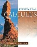 Essential Calculus Text
