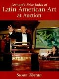 Leonard's Price Index of Latin American Art at Auction