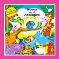 Nueva en el Zoologico (Serie Para Lector Principante) (Spanish Edition)