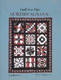 1992 Quilters Almanac, Quilt Block Party, Series #3 (Quilt in a Day)