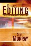 Effective Editing: A Practical Guide for Students and Professionals