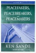 Peacefakers, Peacebreakers And Peacemakers Kit