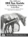 Official IRS Tax Guide to Auditing Horse Activities