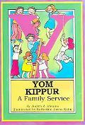 Yom Kippur A Family Service