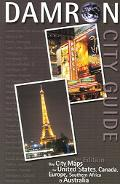 Damron City Guide Gay City Maps For United States, Canada, Europe, Southern Africa & Australia