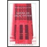 Introduction to American Legal System (7th Edition)