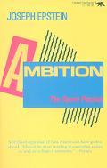 Ambition, the Secret Passion