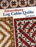 Extraordinary Log Cabin Quilts