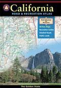 Benchmark California Road & Recreation Atlas - 6th Edition