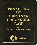 Penal Law+crim...-03/04(new Only)