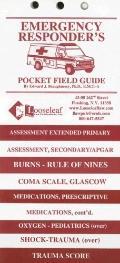 Emergency Responder's Pocket Field Guide