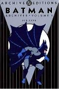 Batman Archives, Volume 1 - Bill Finger - Hardcover