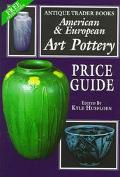 American and European Art Pottery Price Guide