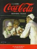 Classic Coca-Cola Serving Trays