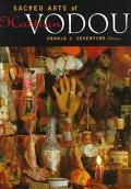 Sacred Arts of Haitian Vodou - Donald J. Cosentino - Hardcover