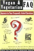 Vegan & Vegetarian Faq Answers to Your Frequently Asked Questions