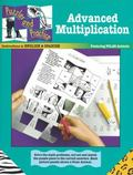 Advanced Multiplication Featuring Polar Animals