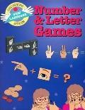 Number & Letter Games