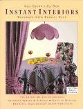 Instant Interiors: Decorate with Fabric, Fast - Gail Brown - Paperback