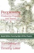 Peopleware Productive Projects and Teams