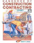 Handbook of Construction Contracting Plans, Specs, Building