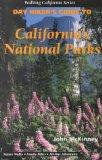 Day Hiker's Guide to California's National Parks (Walking California Series)