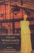 Contemporary Italian Women Poets A Bilingual Anthology