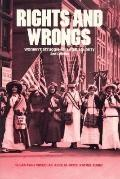 Rights and Wrongs Women's Struggle for Legal Equality