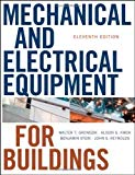 Mechanical and Electrical Equipment for Buildings by Grondzik, Walter T. Published by Wiley ...