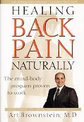 Healing Back Pain Naturally The Mind-Body Program Proven to Work