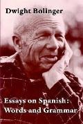 Essays on Spanish Words & Grammar