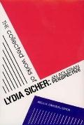 Collected Works of Lydia Sicher An Adlerian Perspective