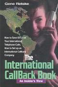 International Callback Book: An Insider's View