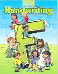 Reason For Handwriting, Cursive F Cursive Student Workbook