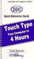Touch Type Your Computer in 4 Hours