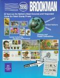 1998 Brookman Stamp Price Guide