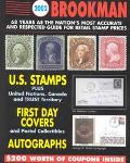 2002 Brookman Stamp Price Guide