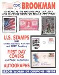 2003 Brookman Stamp Price Guide