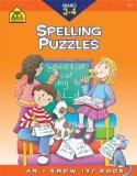 Spelling Puzzles Grades 3-4