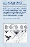 Systematics and Host Plant Affiliations of Hummingbird Flower Mites of the Genera Tropicosei...