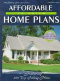Affordable to Build Home Plans - Garlinghouse Company - Paperback