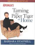 Kiplinger's Taming the Paper Tiger at Home