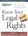 Know Your Legal Rights