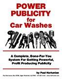 Power Publicity For Car Wash Businesses