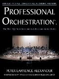 Professional Orchestration Vol 1