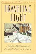 Traveling Light Modern Meditations on St. Paul's Letter of Freedom