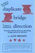 Duplicate Bridge Direction A Complete Handbook