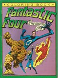 Fantastic Four VS. The Frightful Four!: Coloring Book