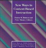 New Ways in Content-Based Instruction (New Ways Series)