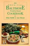 Original Baltimore Neighborhood Cookbook